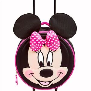 Disney Minnie Mouse Rolling Luggage